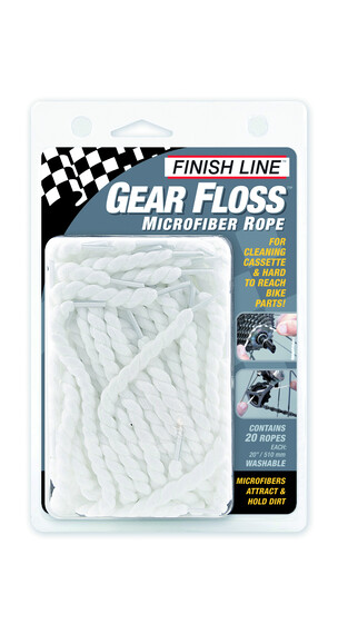 Finish Line Gear Floss Reinigungsfäden
